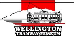 wellington tramway museum logo Paekakariki   Wellington Tramway Museum