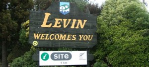 levin welcomes you 300x135 i Site Levin Visitor Information Centre