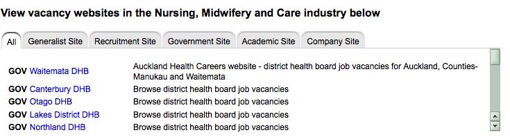 stellenangebote neuseeland1 Jobs in Neuseeland