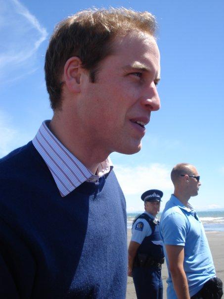 prinz william2 Prinz William auf Kapiti Island, Neuseeland